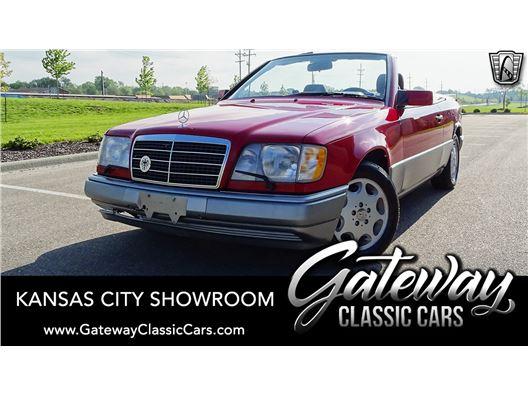 1994 Mercedes-Benz E320 for sale in Olathe, Kansas 66061