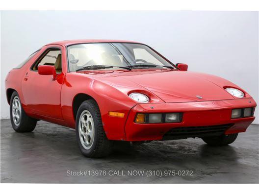 1982 Porsche 928 5-Speed for sale in Los Angeles, California 90063