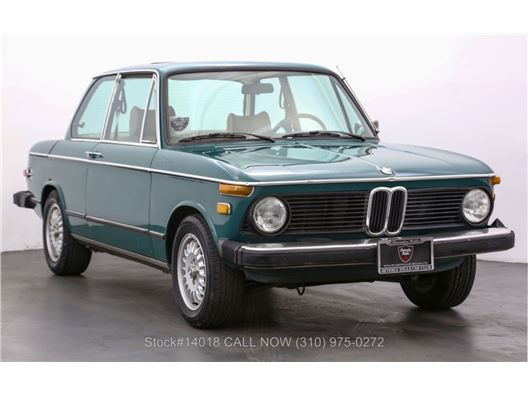 1974 BMW 2002 for sale in Los Angeles, California 90063