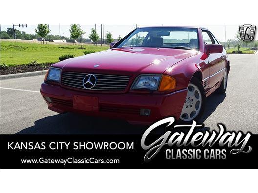 1994 Mercedes-Benz SL500 for sale in Olathe, Kansas 66061