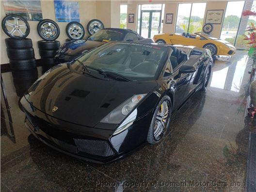 2006 Lamborghini Gallardo for sale in Deerfield Beach, Florida 33441