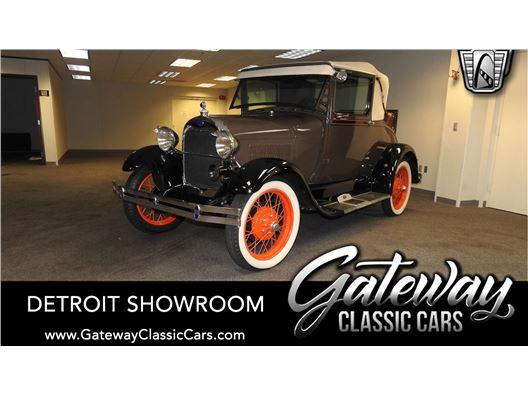 1929 Ford Model A for sale in Dearborn, Michigan 48120
