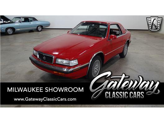 1990 Chrysler Maserati for sale in Kenosha, Wisconsin 53144