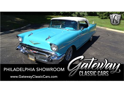 1957 Chevrolet Bel Air Convertible for sale in West Deptford, New Jersey 8066