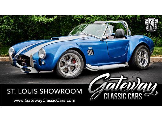 1965 Cobra Roadster Replica for sale in OFallon, Illinois 62269