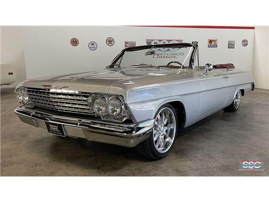 1962 Chevrolet Impala for sale in Fairfield, California 94534