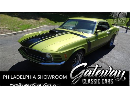1970 Ford Mustang for sale in West Deptford, New Jersey 8066