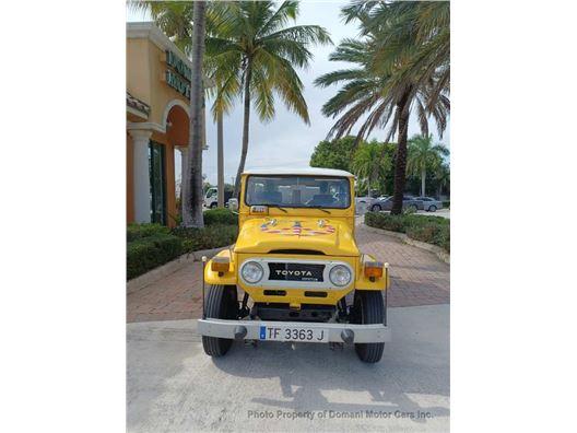 1979 Toyota LandCruiser for sale in Deerfield Beach, Florida 33441