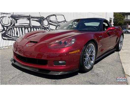 2010 Chevrolet Corvette for sale in Pleasanton, California 94566