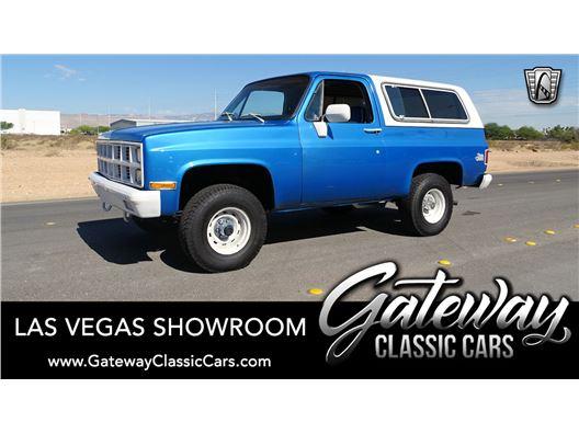 1981 GMC Jimmy for sale in Las Vegas, Nevada 89118