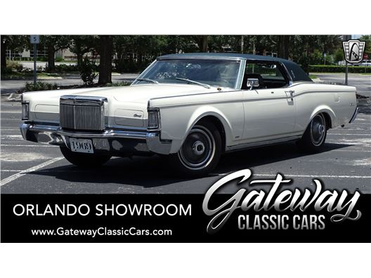 1969 Lincoln Mark III for sale in Lake Mary, Florida 32746