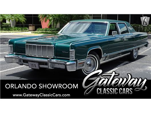 1976 Lincoln Continental for sale in Lake Mary, Florida 32746