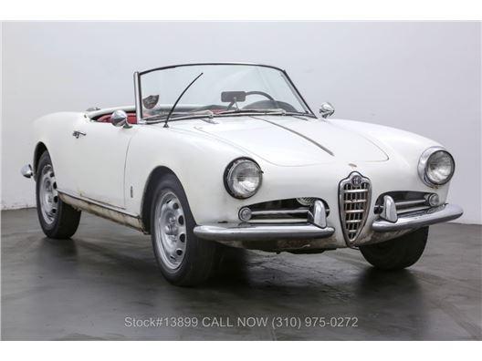 1959 Alfa Romeo Giulietta Spider for sale in Los Angeles, California 90063