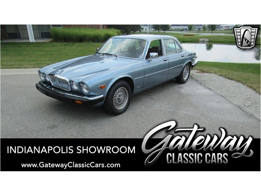 1987 Jaguar XJ6 for sale in Indianapolis, Indiana 46268