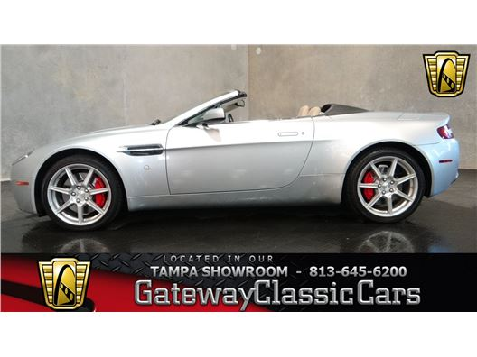 2007 Aston Martin Vantage for sale in Ruskin, Florida 33570