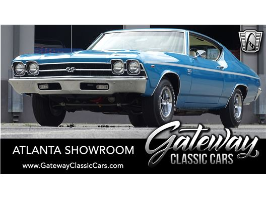 1969 Chevrolet Chevelle for sale in Alpharetta, Georgia 30005