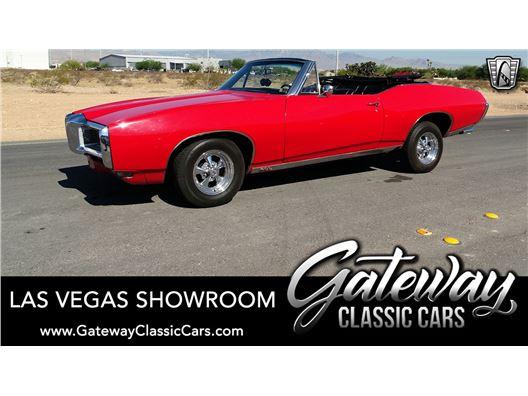 1968 Pontiac LeMans for sale in Las Vegas, Nevada 89118