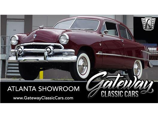1951 Ford Tudor for sale in Alpharetta, Georgia 30005