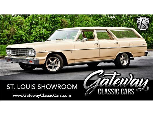 1964 Chevrolet Chevelle for sale in OFallon, Illinois 62269