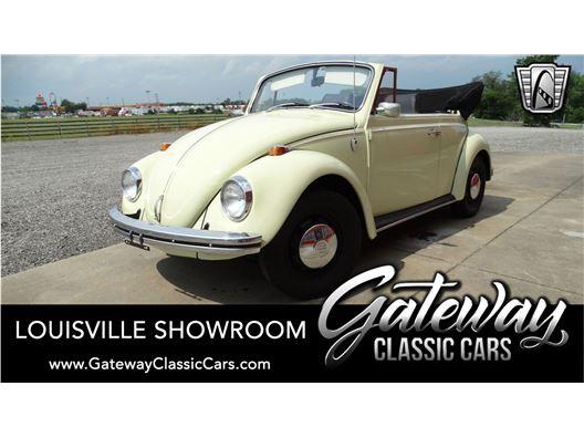 1969 Volkswagen Beetle for sale in Memphis, Indiana 47143