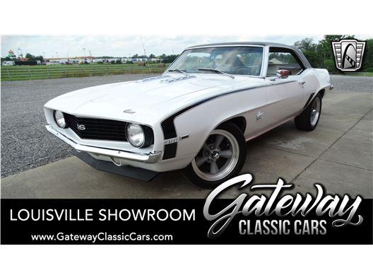 1969 Chevrolet Camaro for sale in Memphis, Indiana 47143