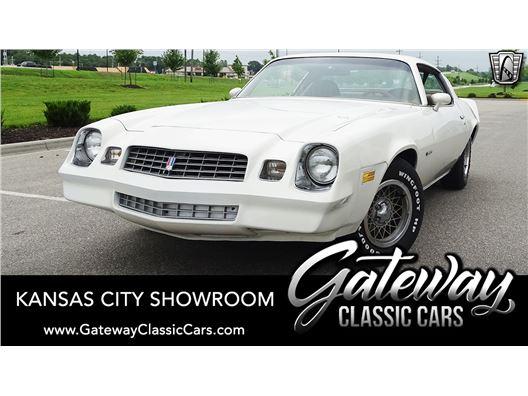 1978 Chevrolet Camaro for sale in Olathe, Kansas 66061