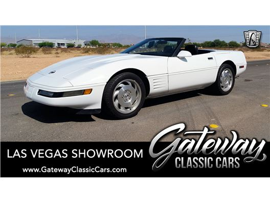 1992 Chevrolet Corvette for sale in Las Vegas, Nevada 89118