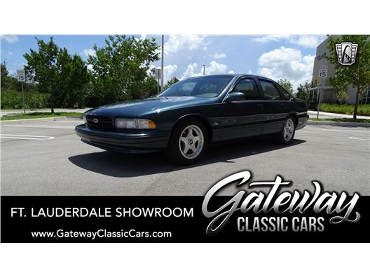 1996 Chevrolet Impala for sale in Coral Springs, Florida 33065