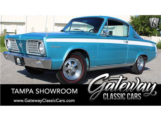 1966 Plymouth Barracuda for sale in Ruskin, Florida 33570