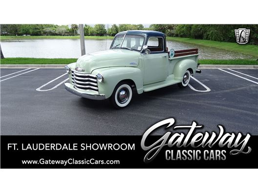 1953 Chevrolet 3100 for sale in Coral Springs, Florida 33065