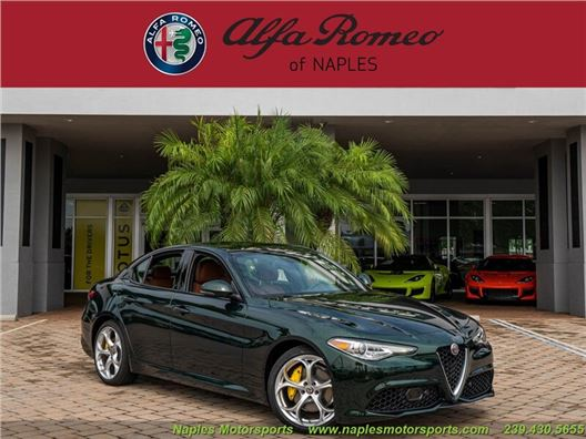 2021 Alfa Romeo Giulia Ti Sport for sale on GoCars.org