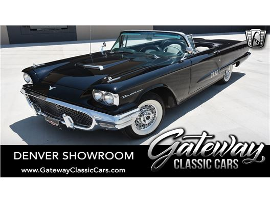 1958 Ford Thunderbird for sale in Englewood, Colorado 80112