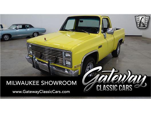 1984 GMC Sierra for sale in Kenosha, Wisconsin 53144