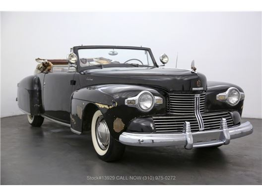1942 Lincoln Continental for sale in Los Angeles, California 90063