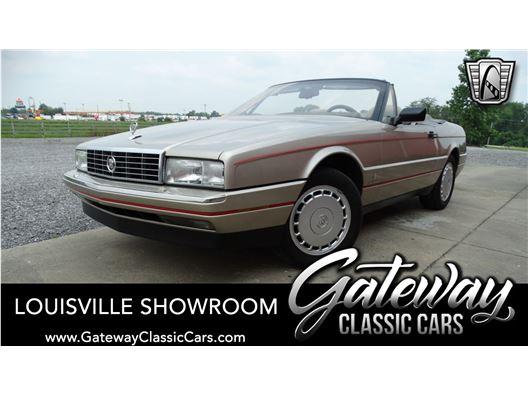 1992 Cadillac Allante for sale in Memphis, Indiana 47143
