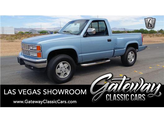 1990 Chevrolet Silverado for sale in Las Vegas, Nevada 89118