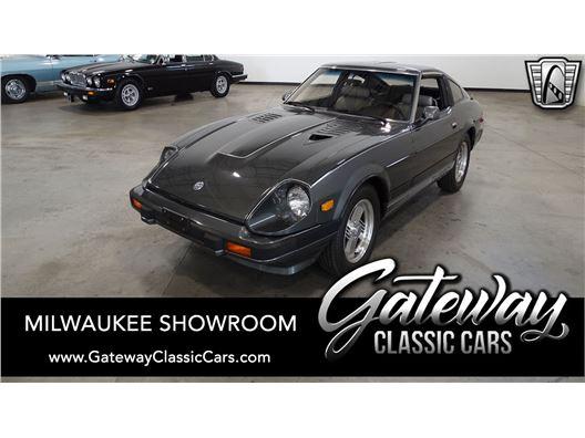 1983 Datsun 280ZX for sale in Kenosha, Wisconsin 53144