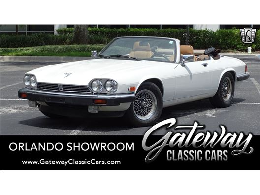 1989 Jaguar XJS for sale in Lake Mary, Florida 32746