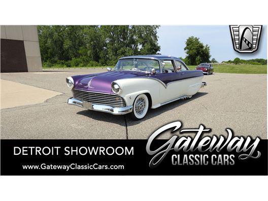 1955 Ford Crown Victoria for sale in Dearborn, Michigan 48120