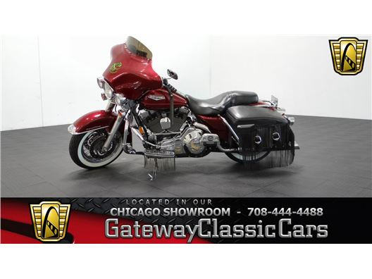 2001 Harley-Davidson Road King for sale in Tinley Park, Illinois 60487