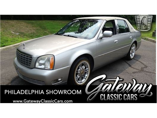 2005 Cadillac DeVille for sale in West Deptford, New Jersey 8066