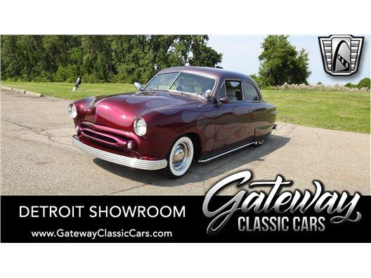 1949 Ford Custom for sale in Dearborn, Michigan 48120