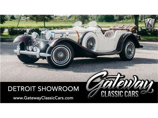 1939 Jaguar SS100 for sale in Dearborn, Michigan 48120
