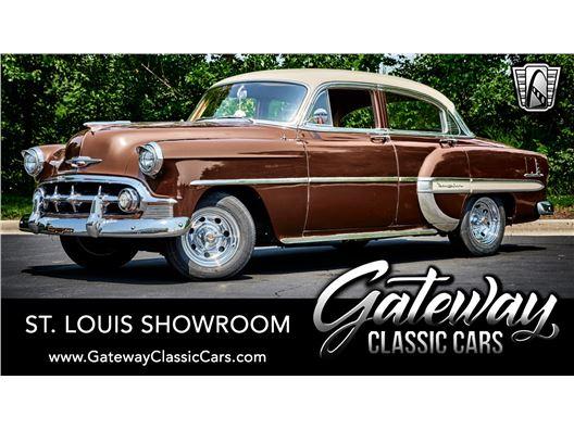 1953 Chevrolet Bel Air for sale in OFallon, Illinois 62269
