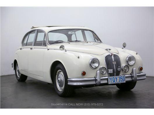 1960 Jaguar Mark II for sale in Los Angeles, California 90063