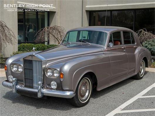 1965 Rolls-Royce Silver Cloud lll for sale on GoCars.org