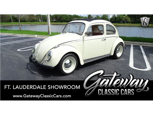 1960 Volkswagen Beetle for sale in Coral Springs, Florida 33065