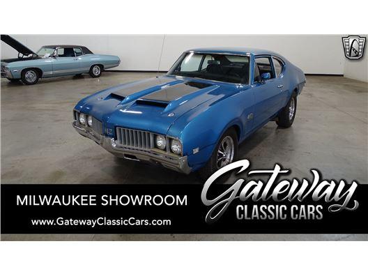1969 Oldsmobile 442 for sale in Kenosha, Wisconsin 53144