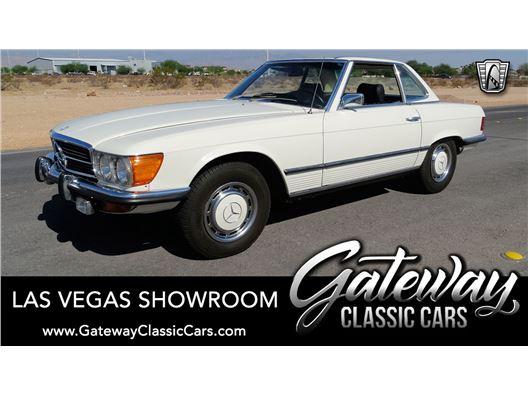 1973 Mercedes-Benz 450SL for sale in Las Vegas, Nevada 89118