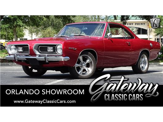 1967 Plymouth Barracuda for sale in Lake Mary, Florida 32746